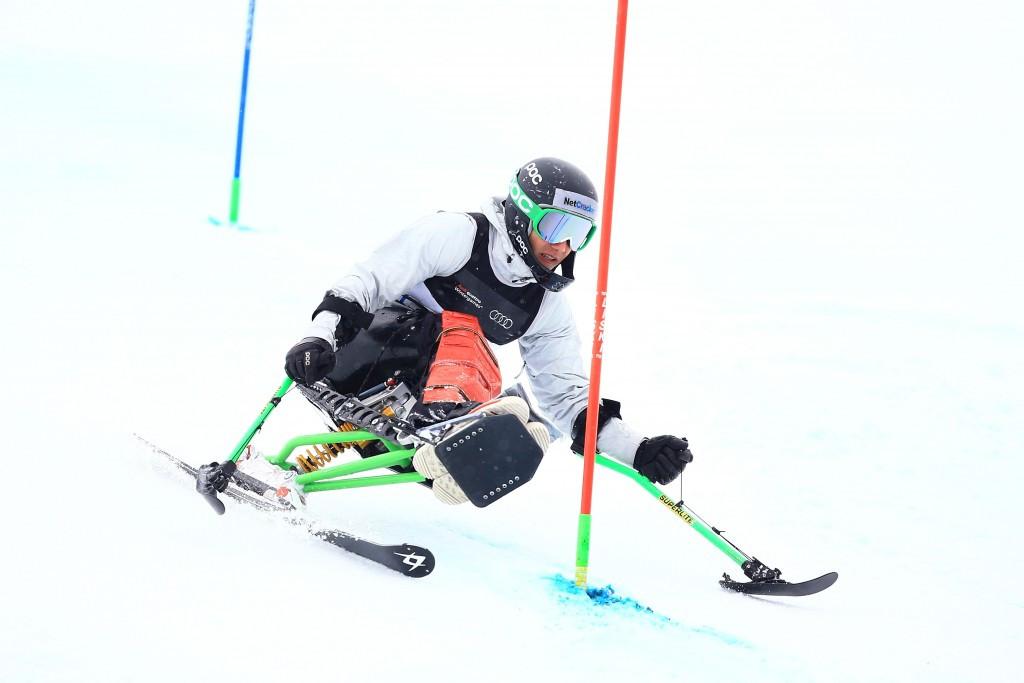 Kurka aims to put injury-hit spell behind him and secure Paralympic success at Pyeongchang 2018