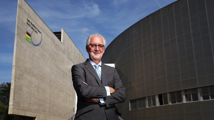 Cookson's leadership of UCI reportedly criticised in letter by UEC President