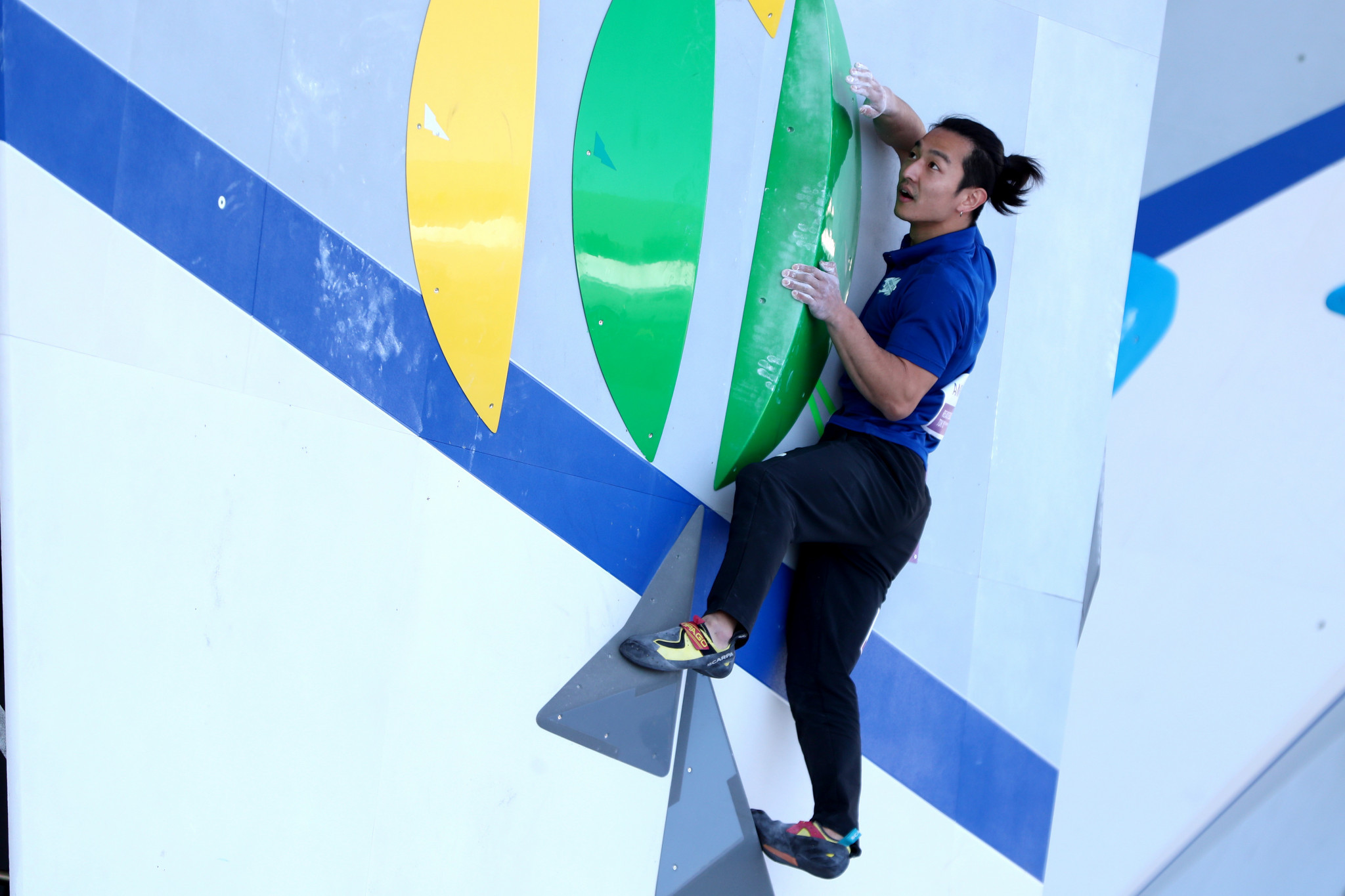 IFSC launch sport climbing peace campaign prior to April celebrations