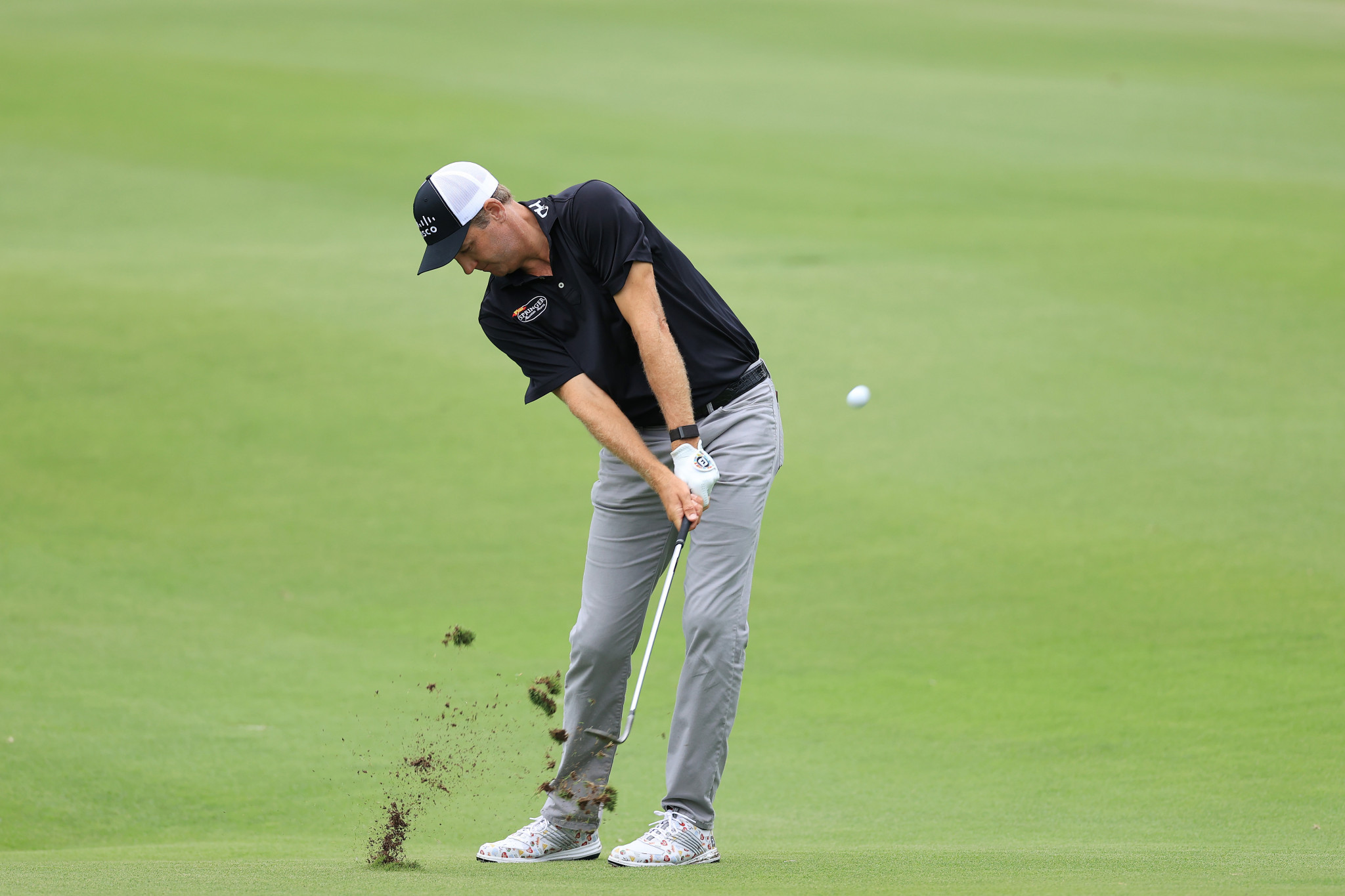 Todd's lead cut to one shot after round three of WGC-FedEx St. Jude Invitational