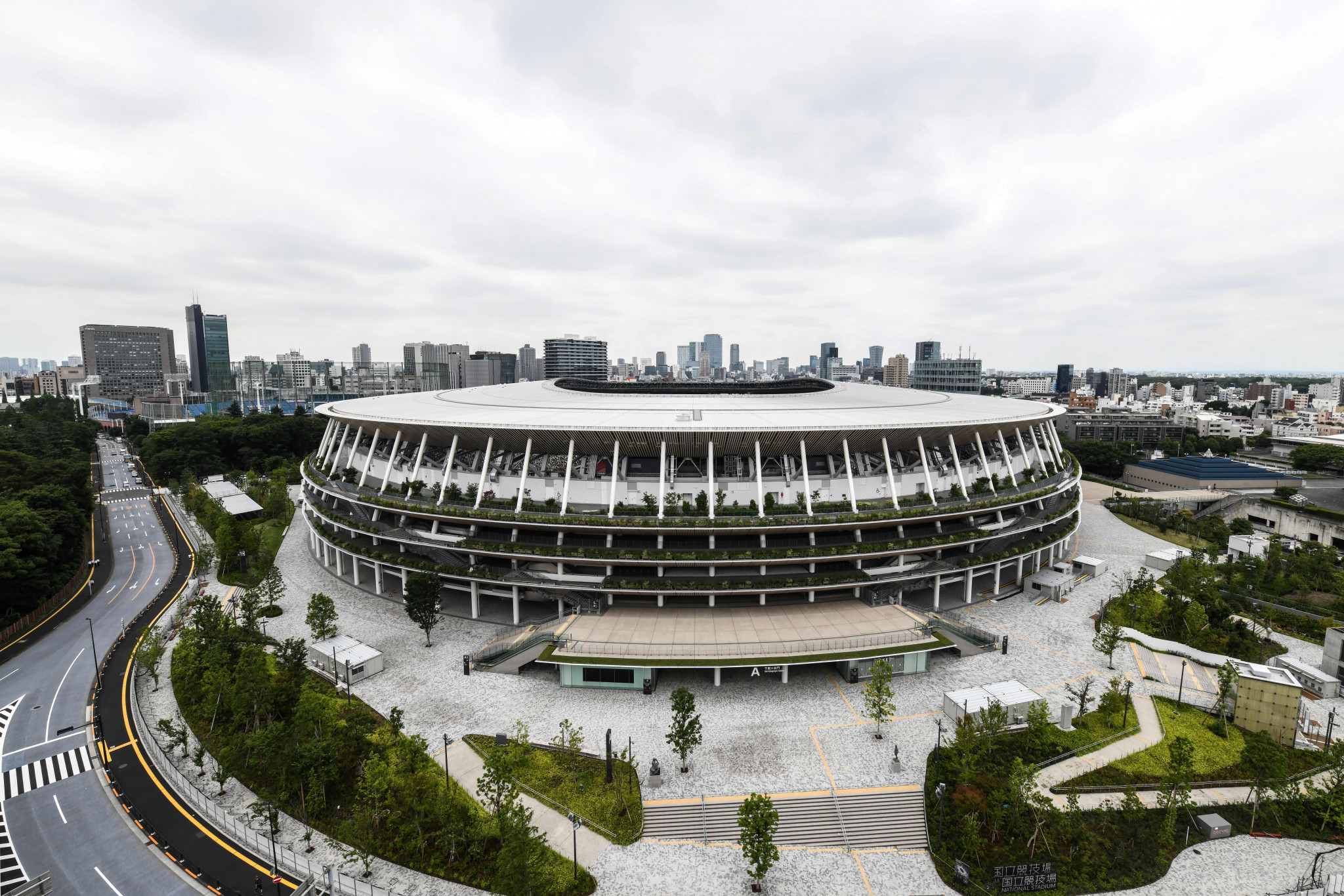 Men's 100m field for World Athletics event at Tokyo's Olympic Stadium announced