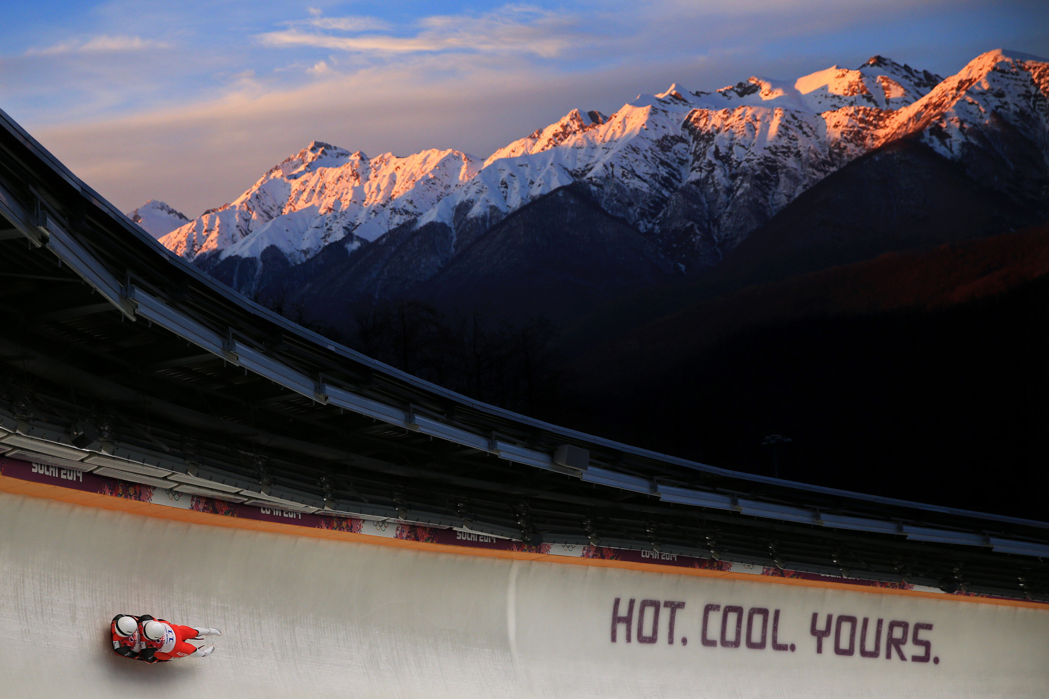 The Russian luge team is scheduled to relocate to Sochi later this month ©Getty Images