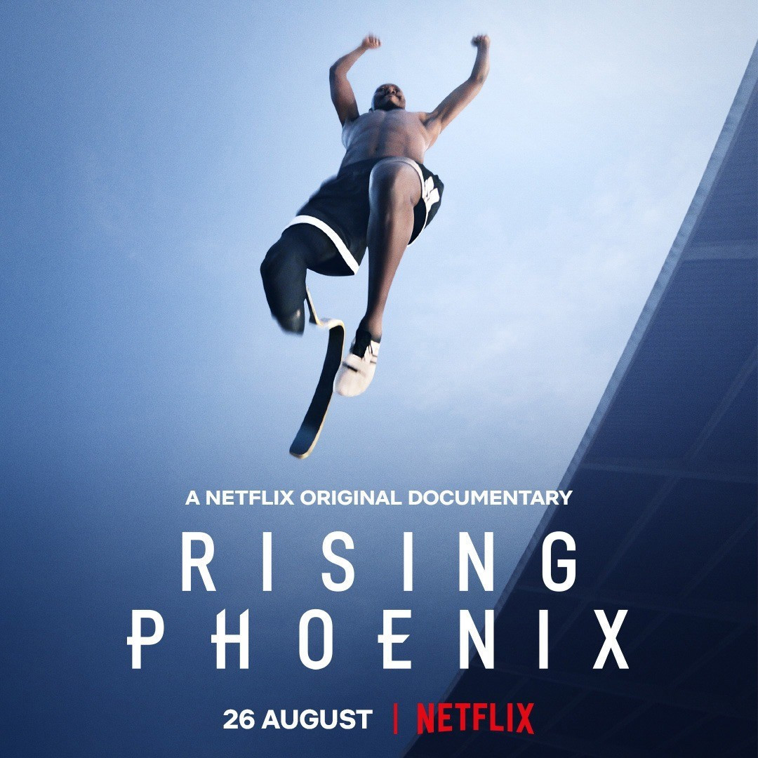 "Rising Phoenix producer says film counters Rio 2016 view of Paralympics as ""less important"""