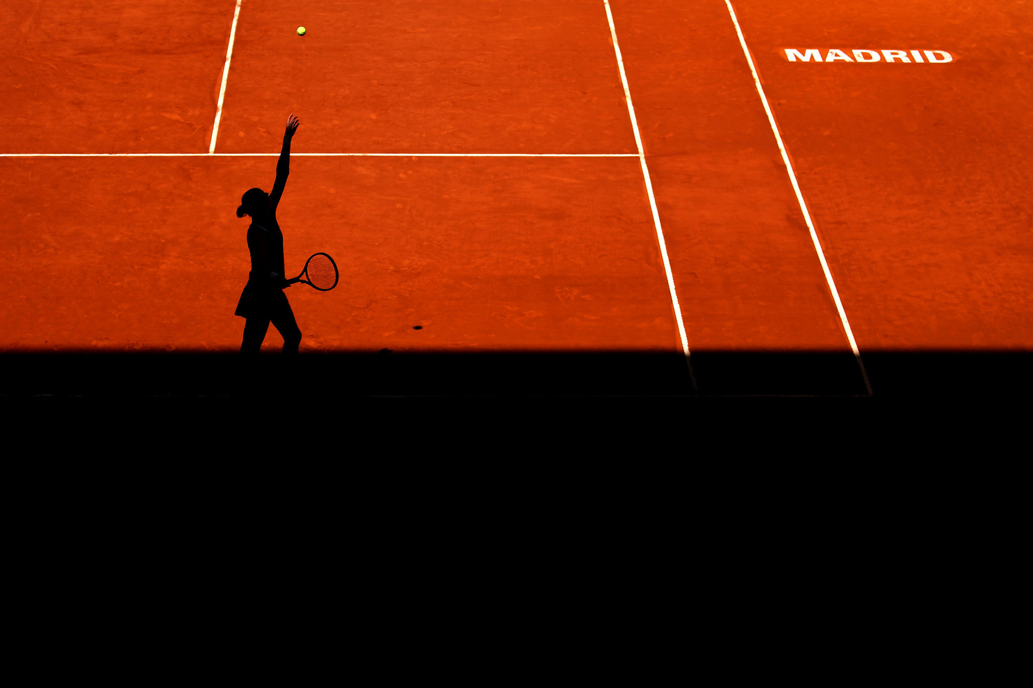 The Madrid Open is scheduled to be a crucial warm-up event for the French Open ©Getty Images