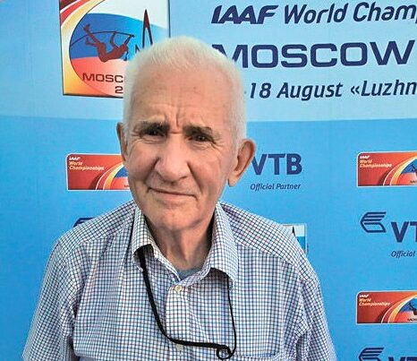 Two-time Olympic triple jump bronze medallist Vitold Kreyer has died aged 87 ©RusAF