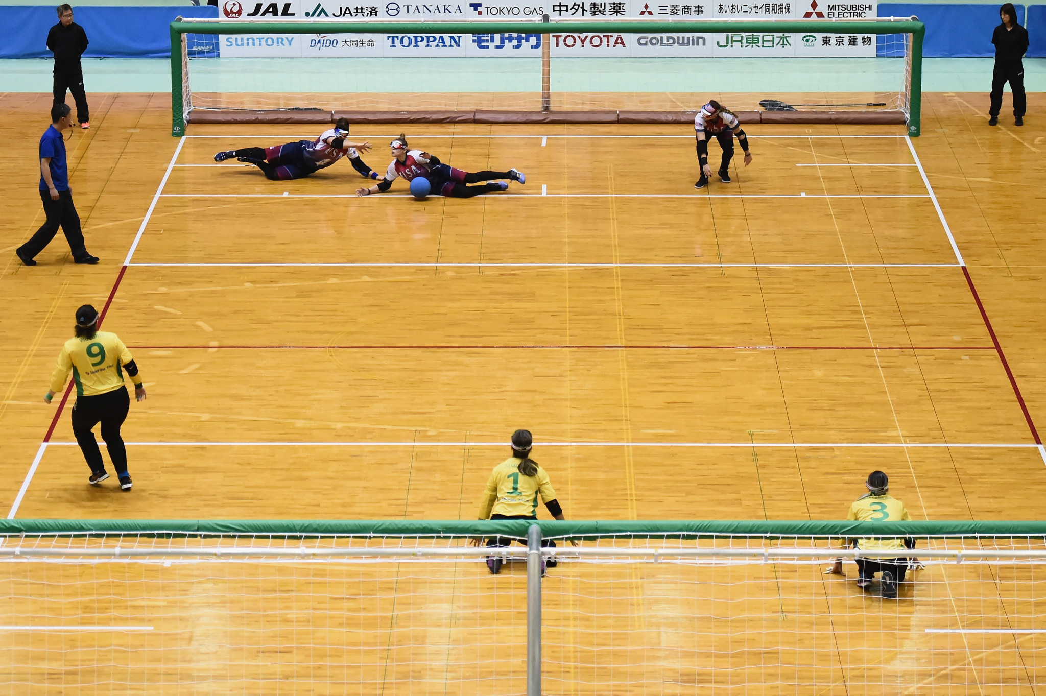 IBSA Goalball begins search to fill Youth Development World Group