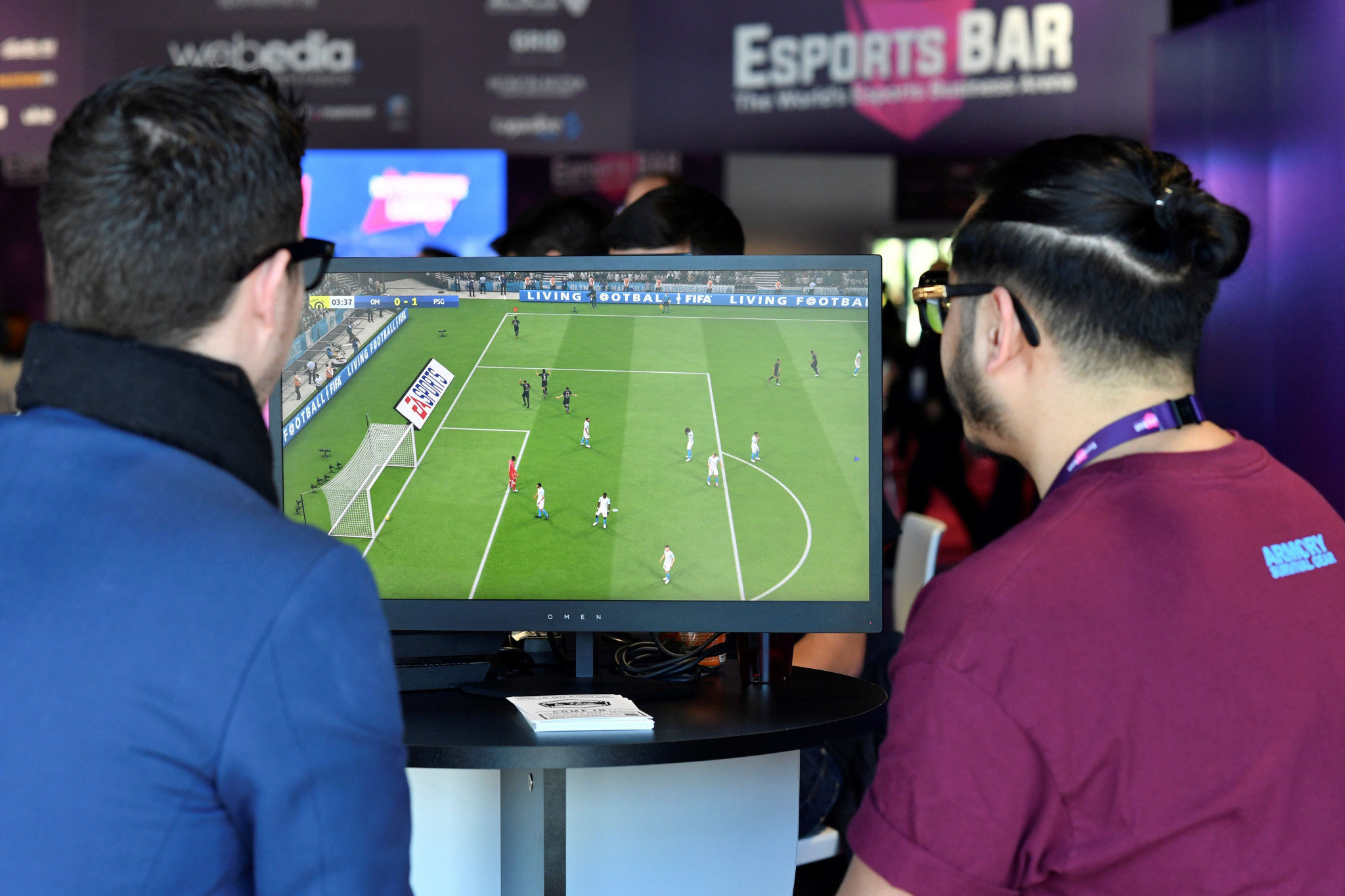 Electronic Arts is aiming to increase its broadcast events threefold in the coming financial year ©Getty Images