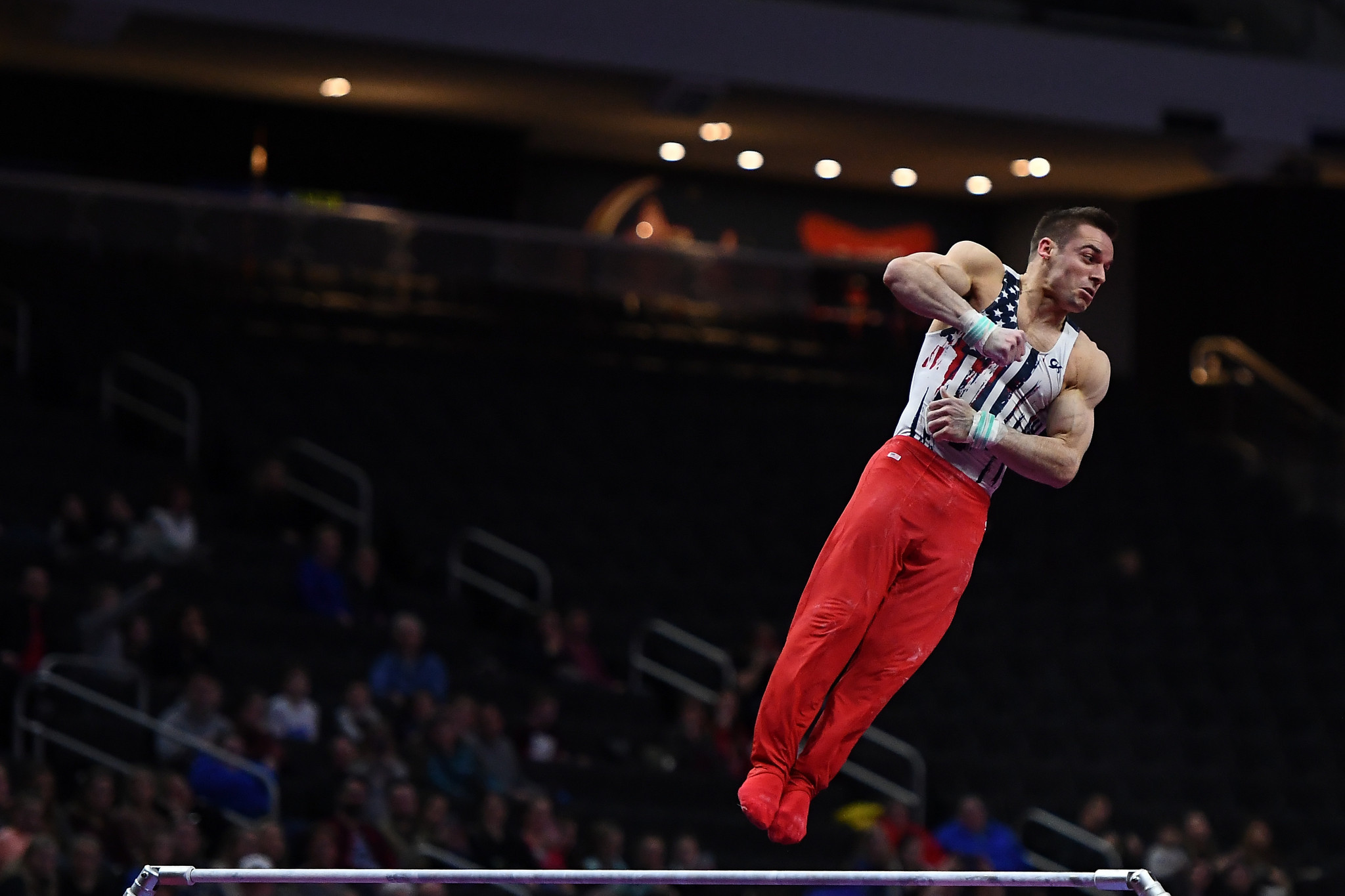 American gymnast Mikulak to retire after Tokyo 2020