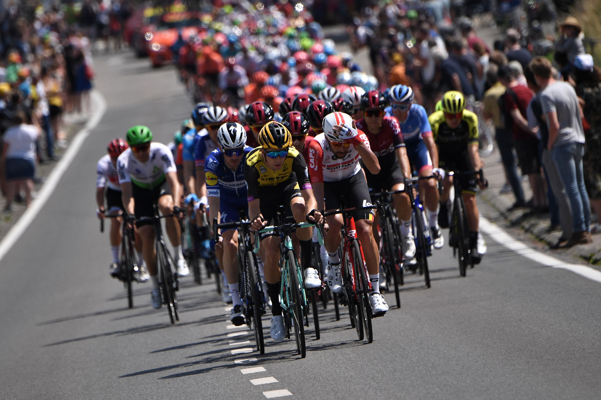 Denmark to host Tour de France start in 2022 following coronavirus-enforced date change