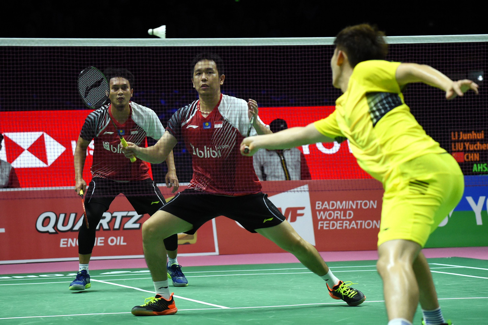 Indonesia and Japan headline as Thomas and Uber Cup Finals draw is held