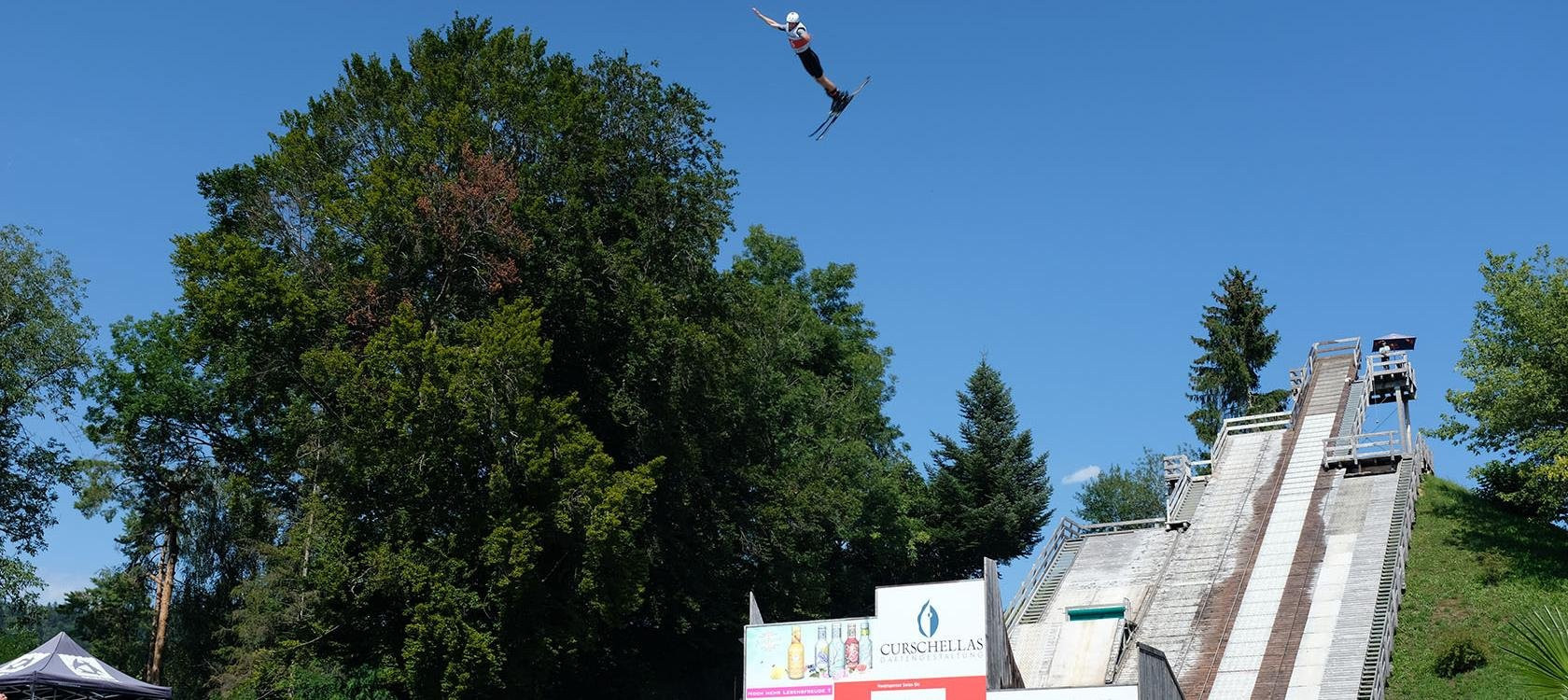 Roth debuts new trick in training as Switzerland hosts aerials camp