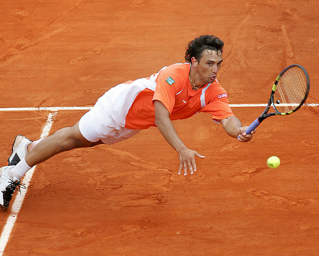 Former tennis player Puerta admits lying to get reduced doping ban