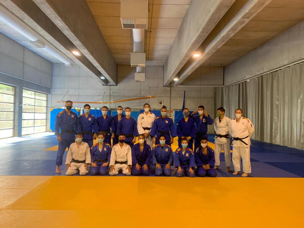 Spanish Judo Federation returns to action after COVID-19 lockdown