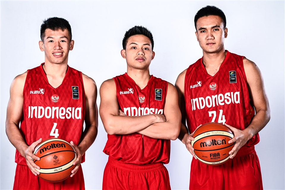 Co-hosts Indonesia given target to qualify for 2023 FIBA World Cup