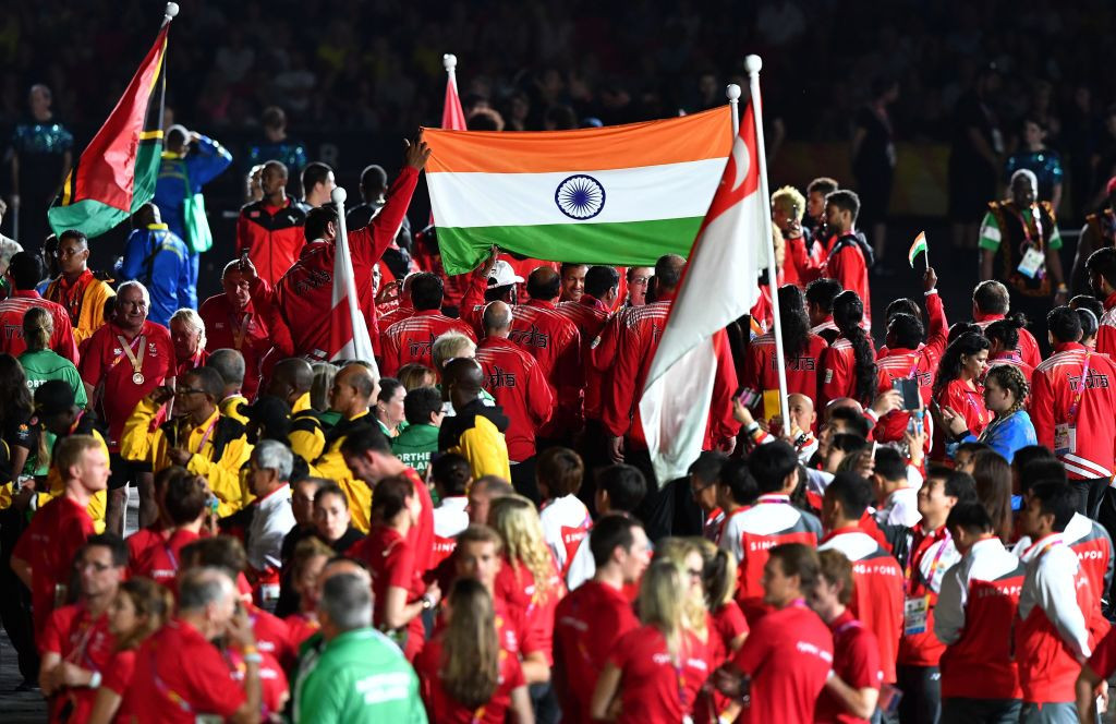 India has formed its Commonwealth Games Association for 2020-2021 ©Getty Images