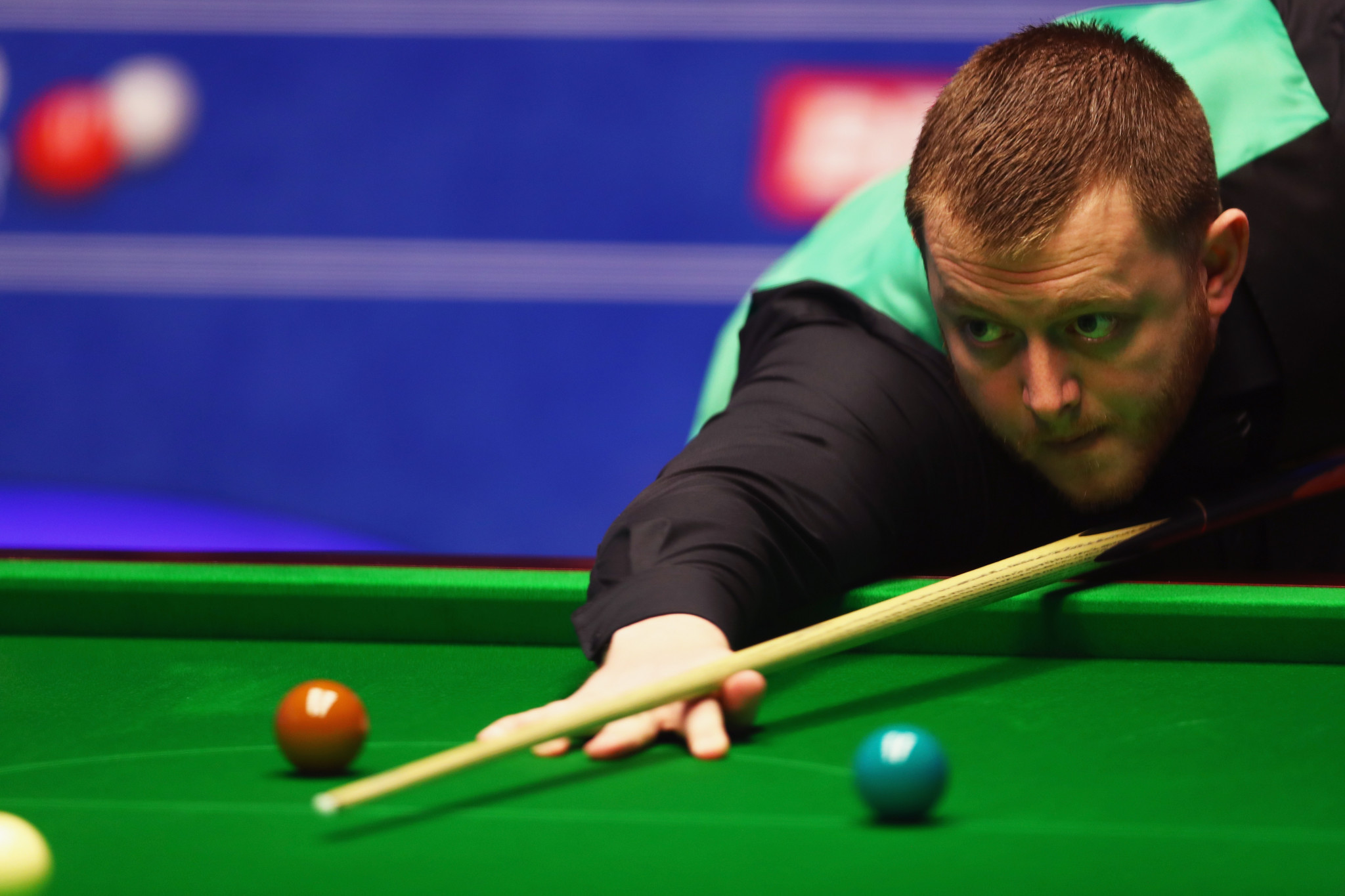 Allen and Murphy lose as seeds crash out on day five of World Snooker Championship