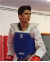 Refugee taekwondo athlete describes training challenge during pandemic