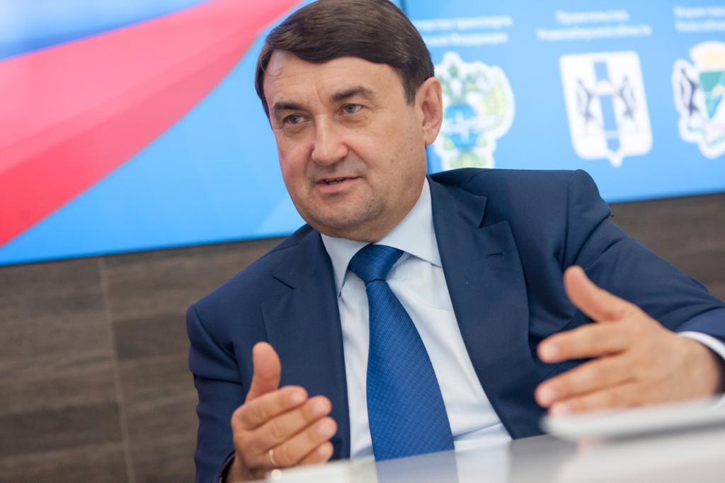 Igor Levitin is set to become ETTU President ©ITTF