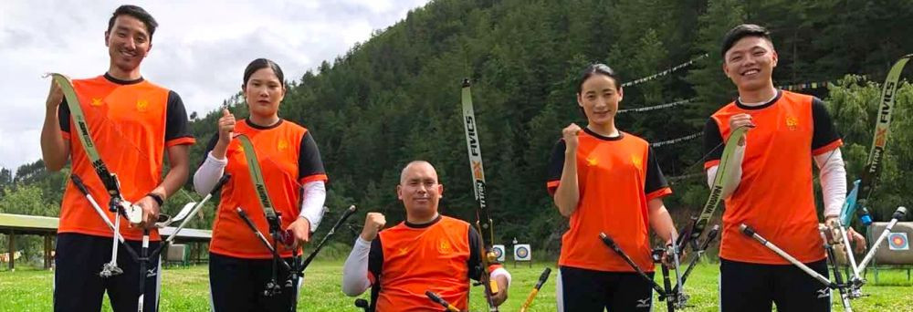 More than 1,000 participate in remote archery festival