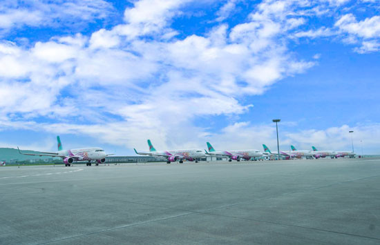 Full fleet of Hangzhou 2022 aircraft revealed