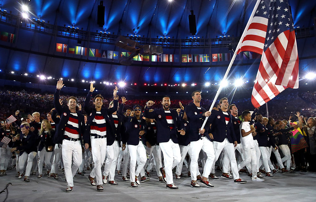 Assurances over the participation of the US team are required ©Getty Images