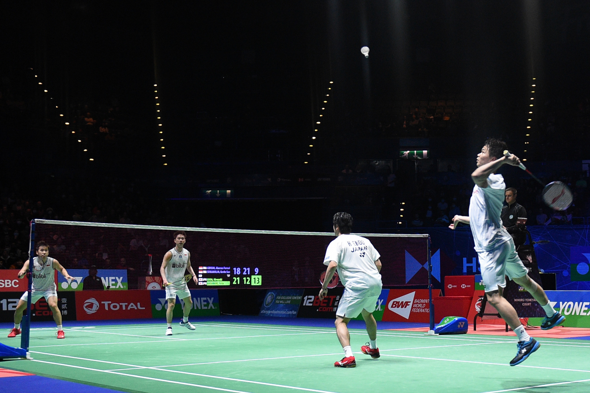 Badminton's season was halted after the All England Championships back in March ©Getty Images