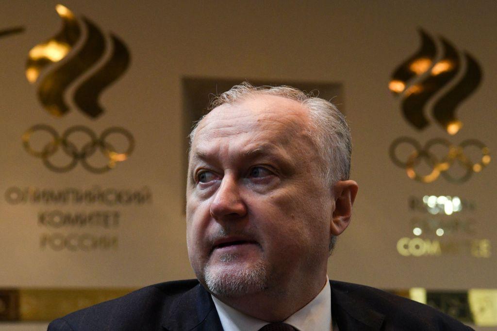 Yuri Ganus is facing an uncertain future as RUSADA director general ©Getty Images