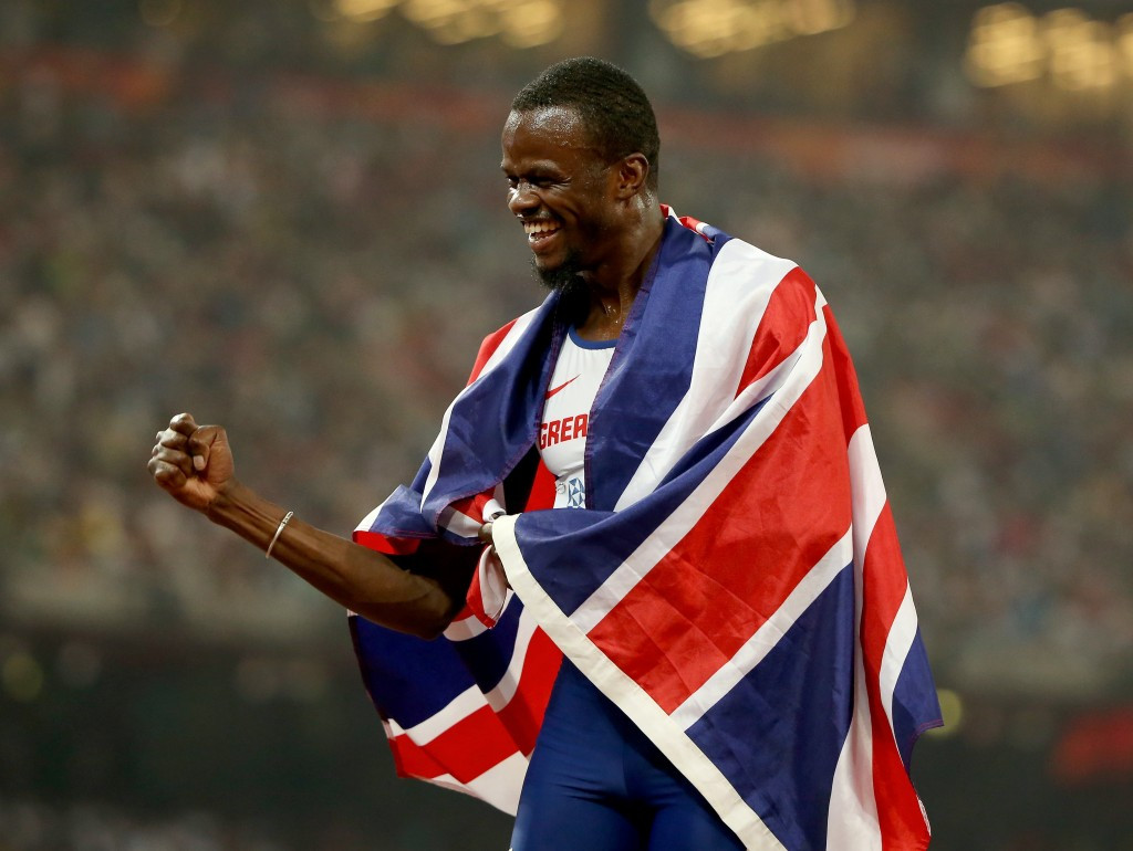 Rabah Yousif now competes for Great Britain, and won a bronze in the 4x400m relay at this year's IAAF World Championships in Beijing
