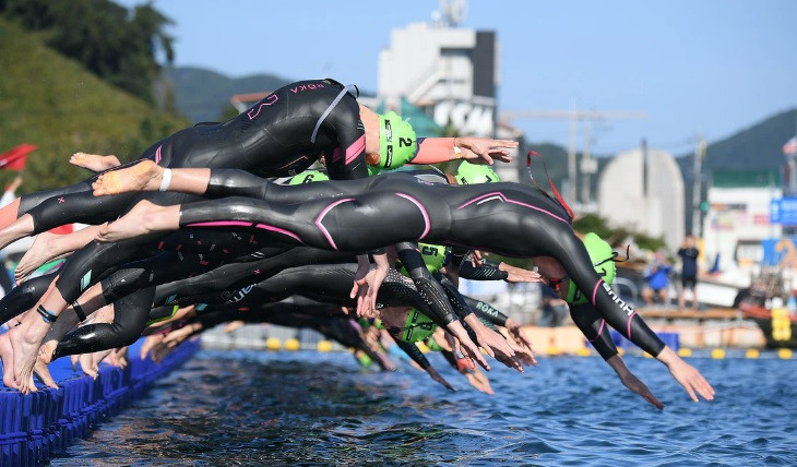 The Tongyeong World Cup was scheduled for October in South Korea ©ITU