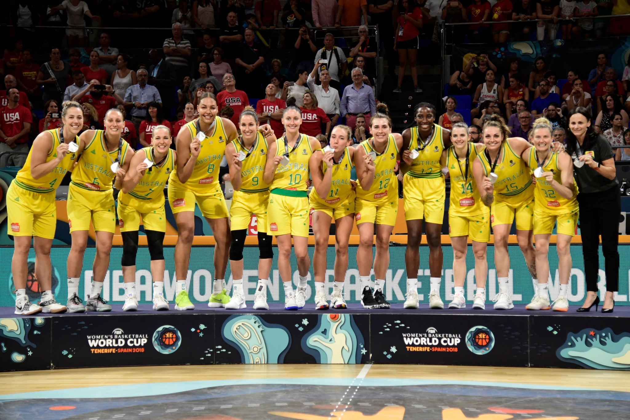 Organising Committee formed for 2022 Women's Basketball World Cup in Australia