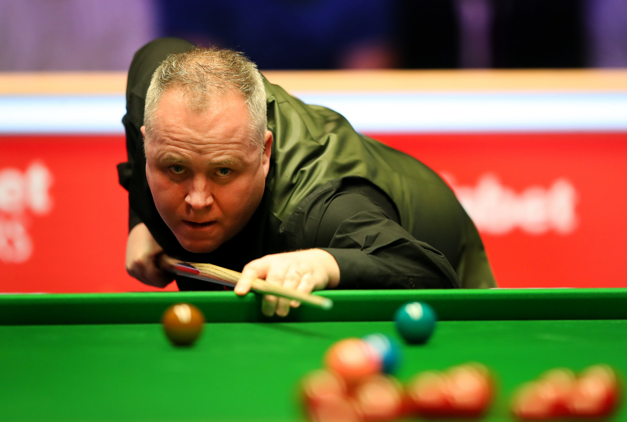 John Higgins is out of the World Snooker Championship ©Getty Images