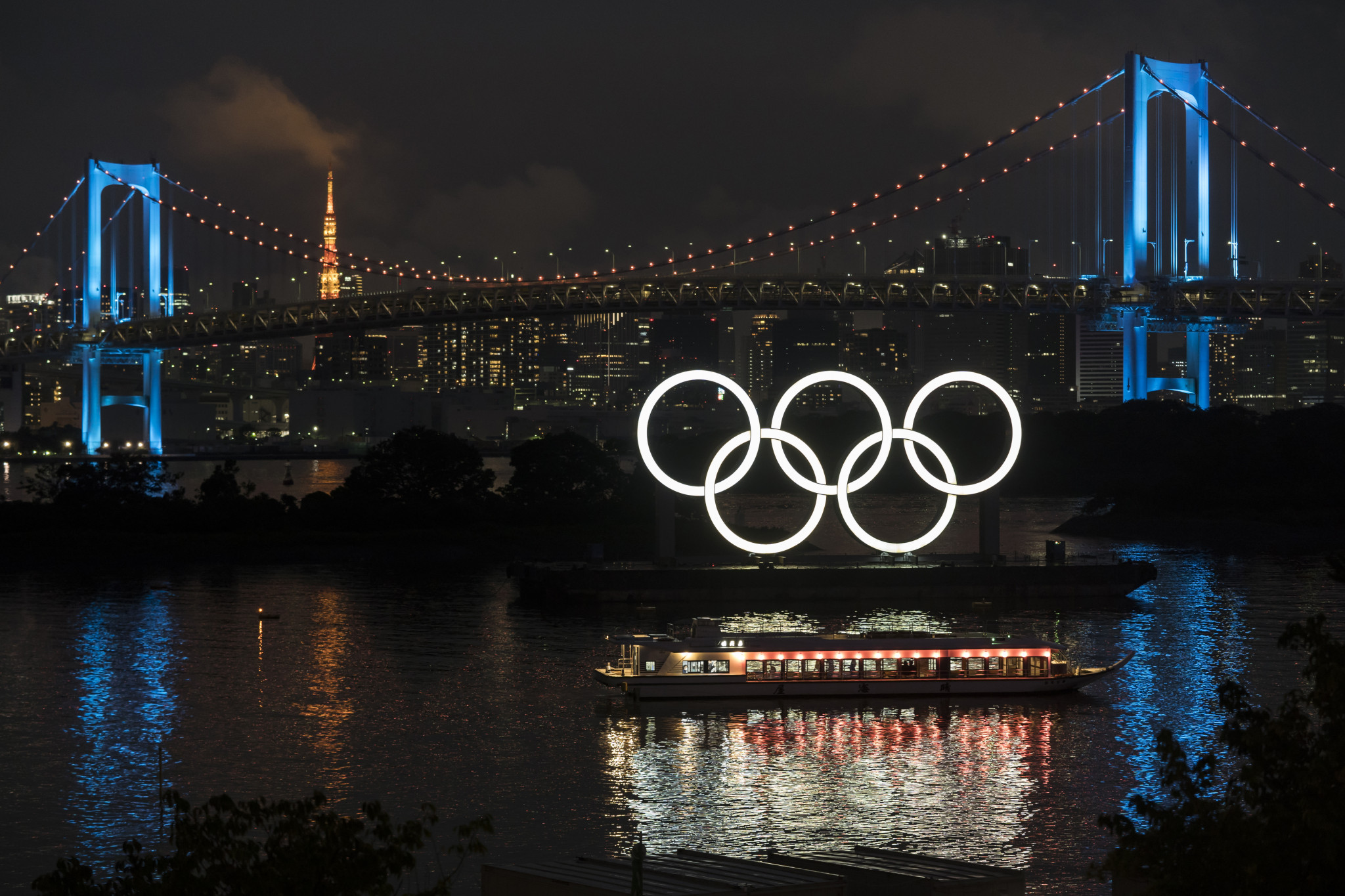 The damning report was published when Tokyo was due to be staging the Olympic Games ©Getty Images