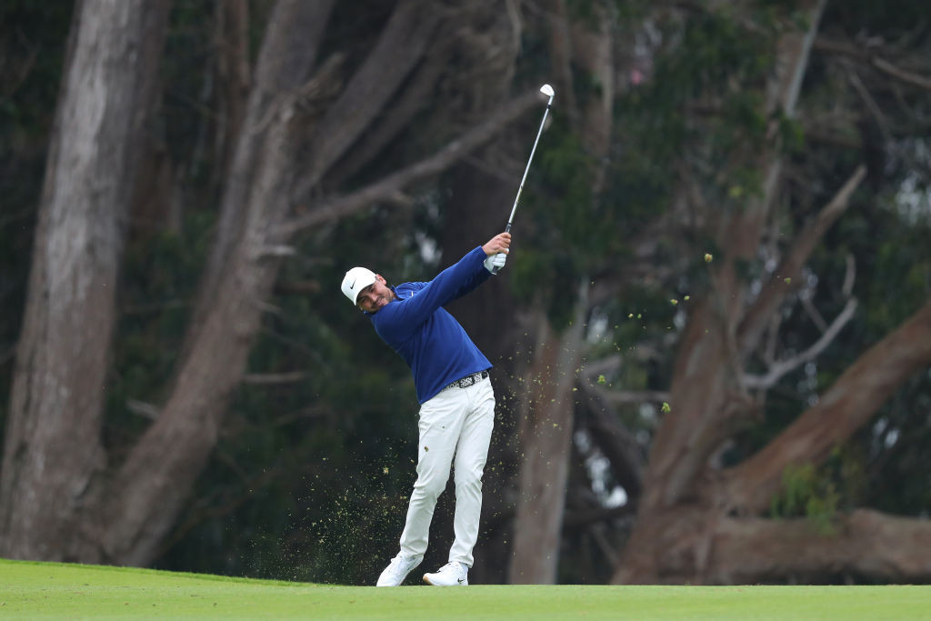 Day and Todd share lead after opening round of PGA Championship