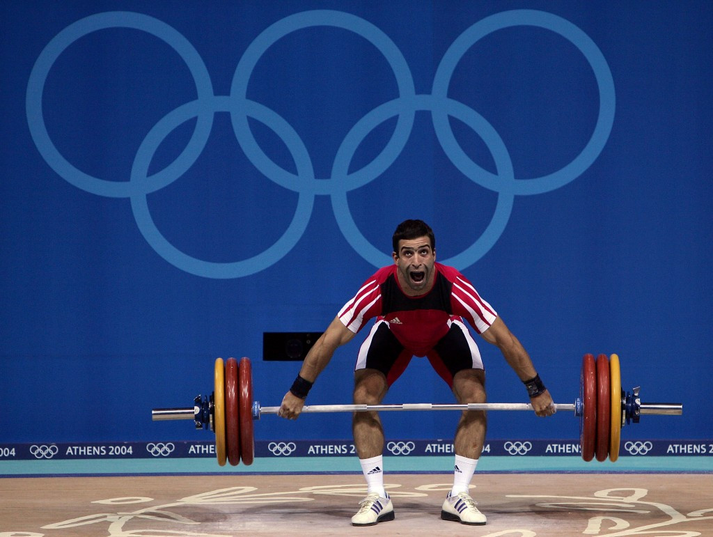 Nader Sufyan Abbas competed for Qatar at Athens 2004