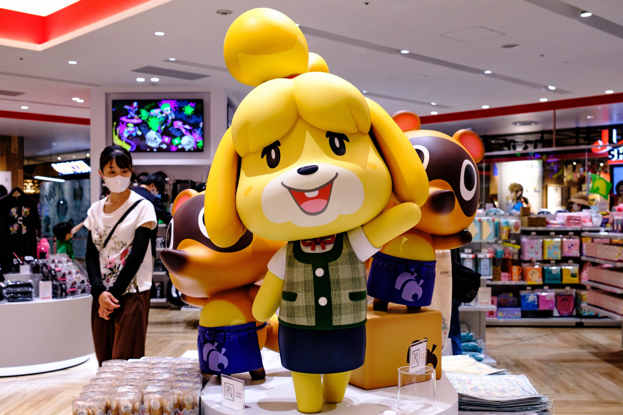 The new game in Nintendo's Animal Crossing series has proved very successful ©Getty Images