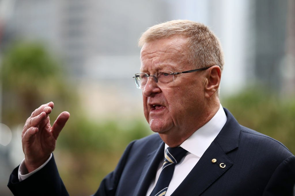 AOC President John Coates welcomed the increased support for Paralympic athletes ©Getty Images