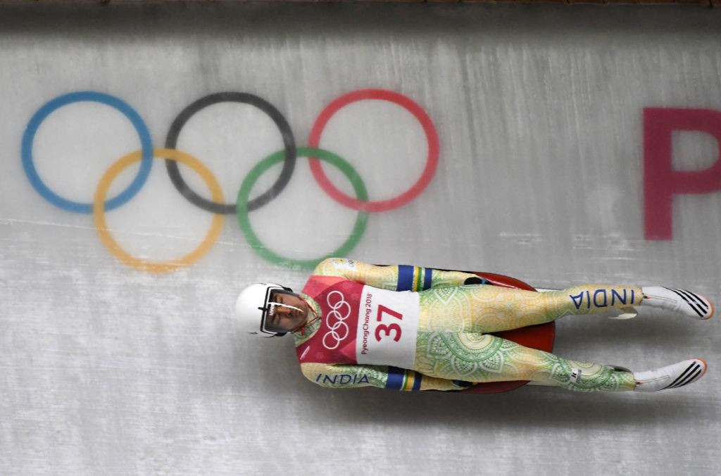 Keshavan, 38, retired after competing at Pyeongchang 2018 ©Getty Images