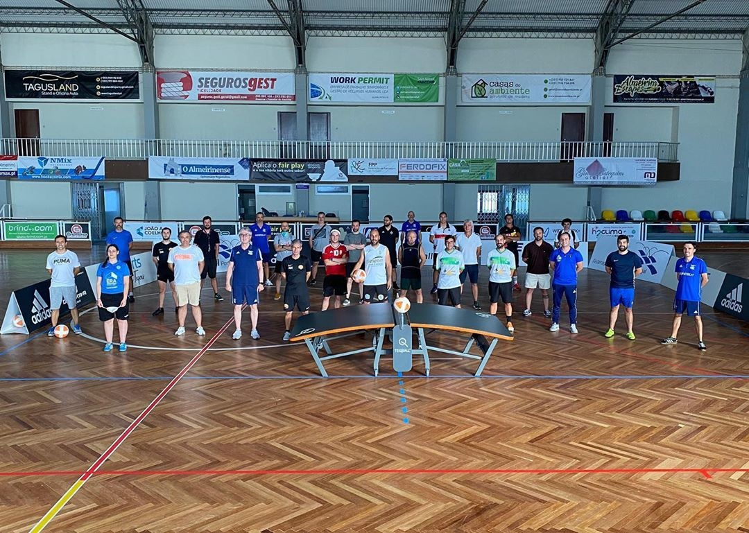 Portuguese Teqball Federation President hoping to launch national league