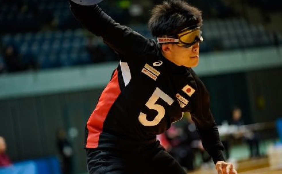 Japanese men's goalball team focusing on Tokyo 2020 gold