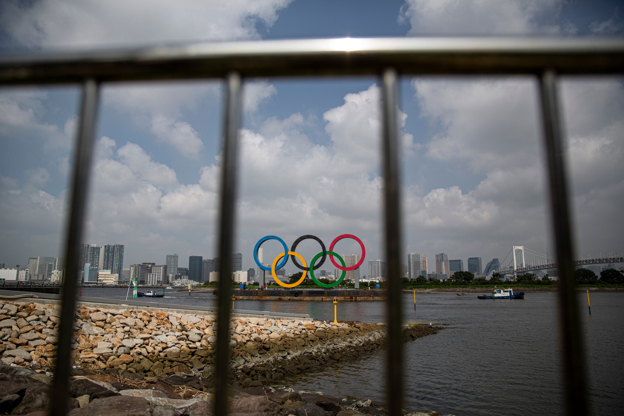 Tokyo 2020 has confirmed a coronavirus positive for the second successive day ©Getty Images