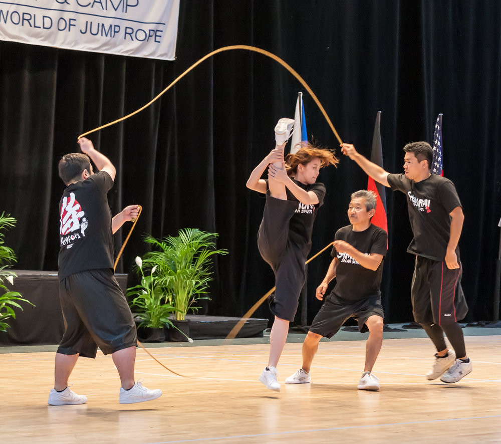 International Jump Rope Union adds two members