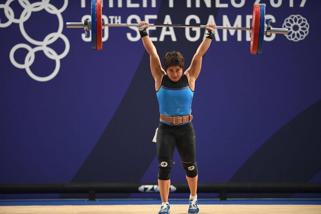 Diaz given boost in bid for weightlifting glory at Tokyo 2020 Olympics