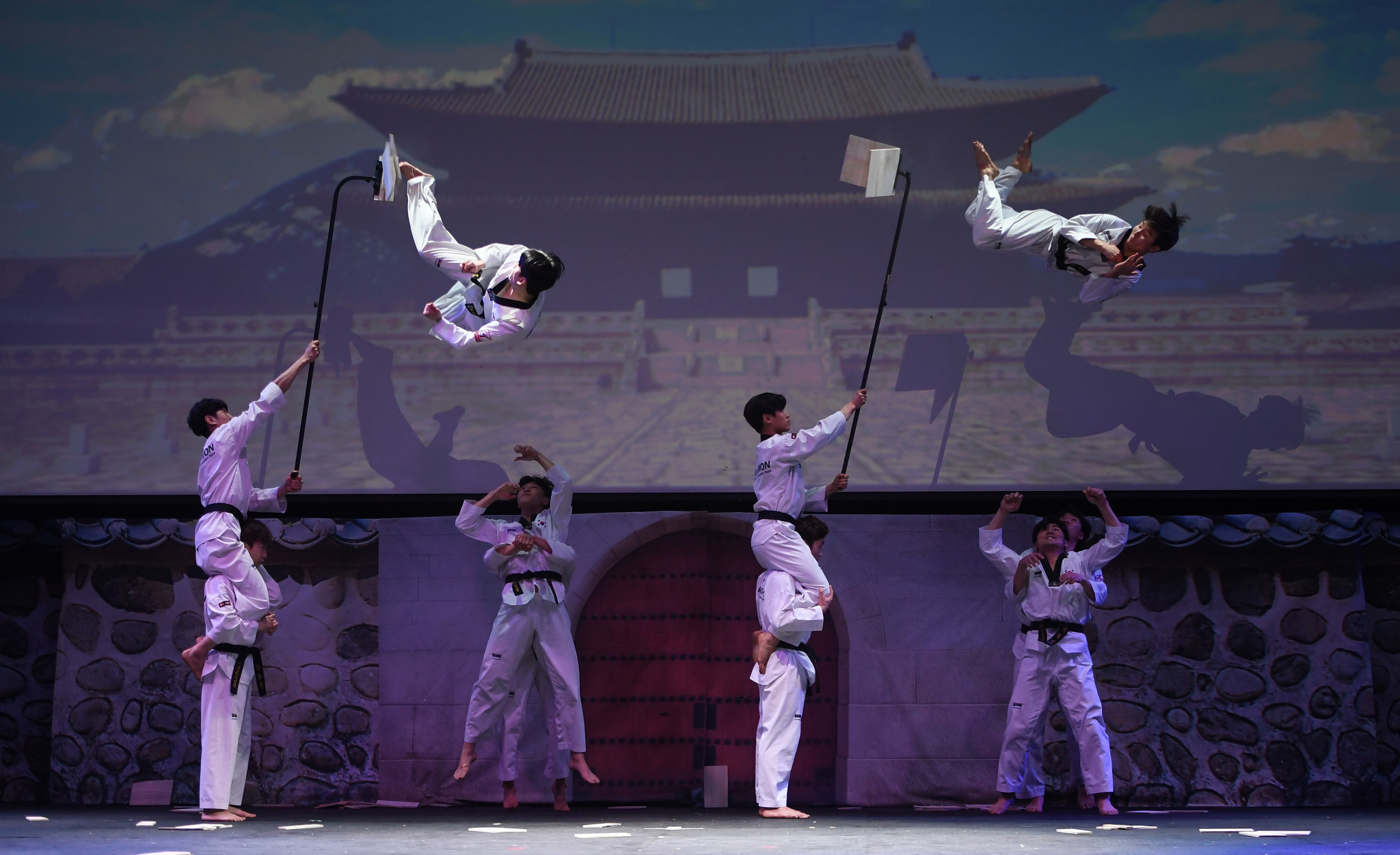 Taekwondo Hope Relay launched to spread positivity amid pandemic