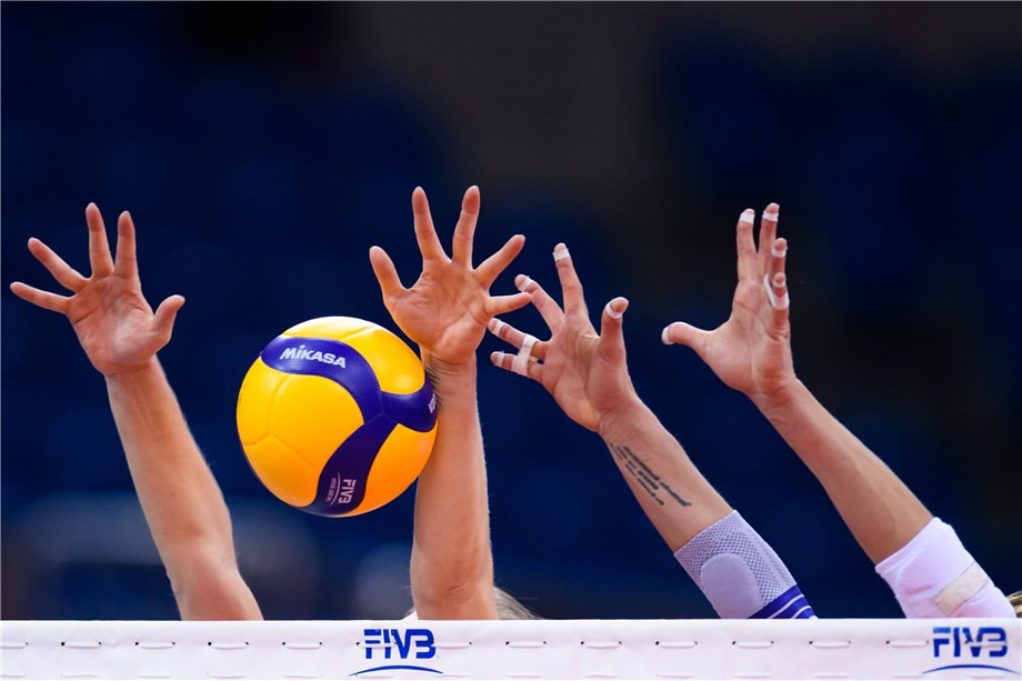 The FIVB has published guidelines for the safe return of its events ©FIVB