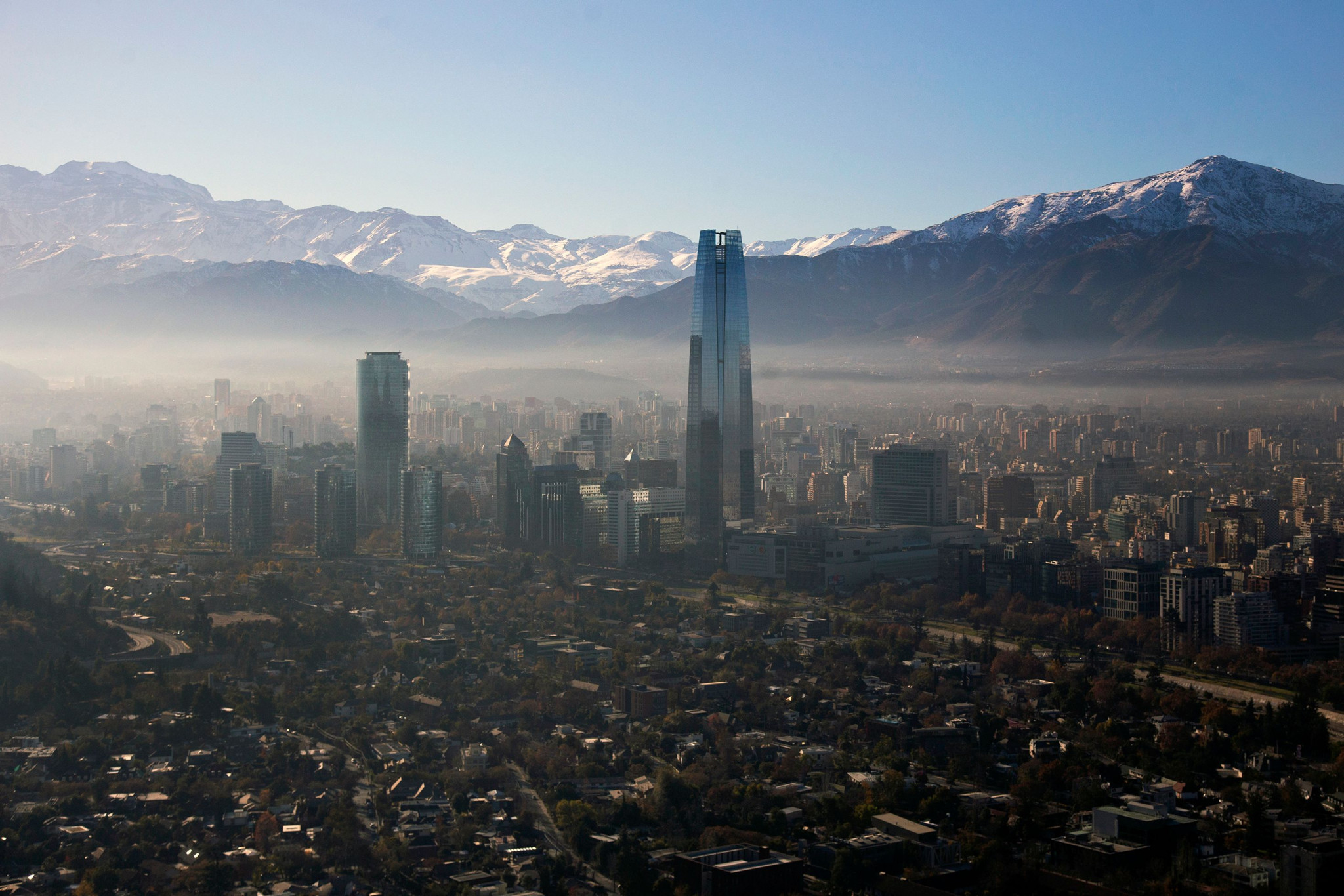 Chilean Olympic Committee welcomes Santiago 2023 appointment