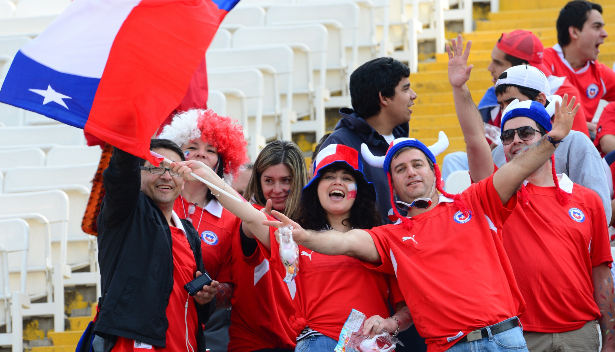 The 2023 Pan American Games are planned as the biggest sporting event in Chile's history ©Getty Images
