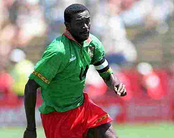 Former Cameroon football captain Stephen Tataw died aged 57 following an illness ©Twitter