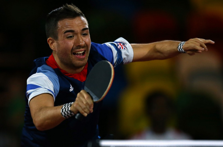 Bayley and Shilton lead British table tennis charge at Slovenia Open