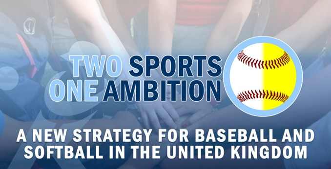 New strategy for baseball and softball in the United Kingdom announced