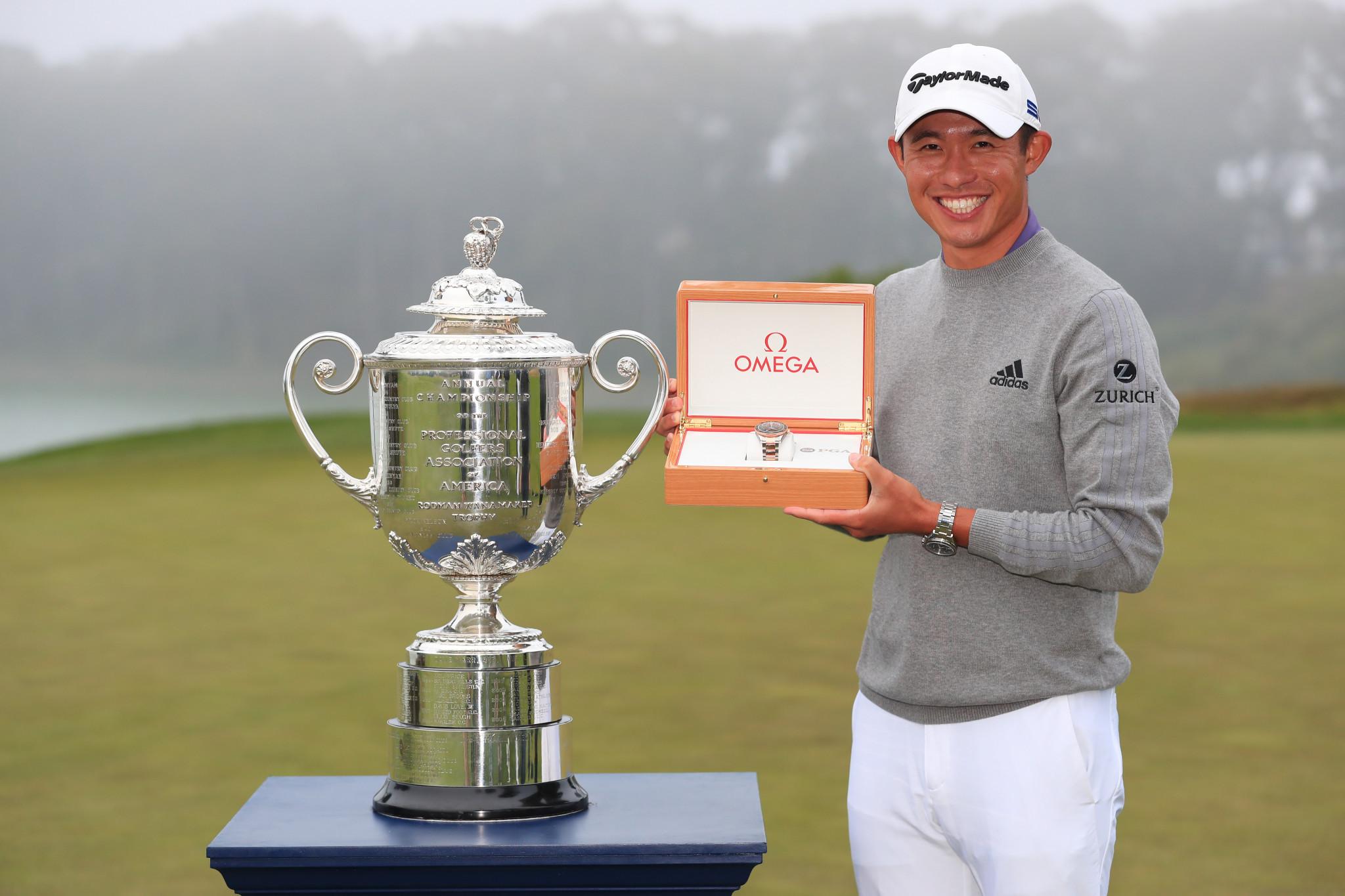 Morikawa wins PGA Championship to claim first major title